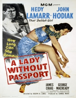 A Lady Without Passport (1950)