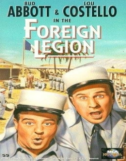 Abbott and Costello in the Foreign Legion Movie Poster