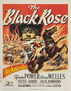 The Black Rose (1950) - English