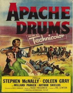 Apache Drums (1951)