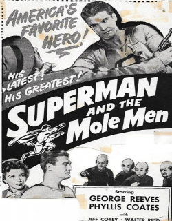 Superman and the Mole-Men (1951) - English