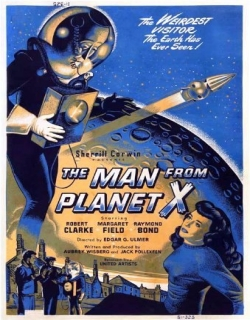 The Man from Planet X (1951) - English