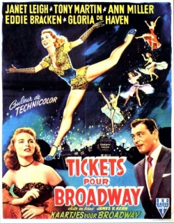 Two Tickets to Broadway (1951) - English