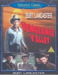Vengeance Valley Movie Poster