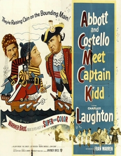 Abbott and Costello Meet Captain Kidd (1952) - English