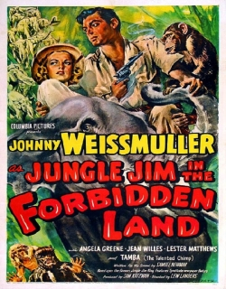Jungle Jim in the Forbidden Land (1952) - English