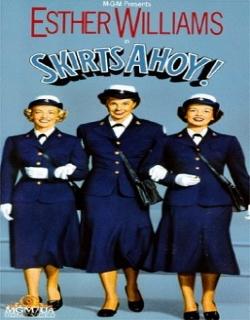 Skirts Ahoy! (1952) - English