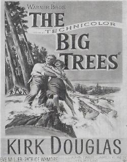 The Big Trees (1952) - English
