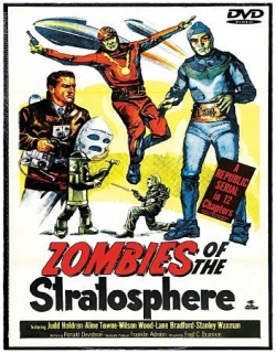 Zombies of the Stratosphere (1952) - English