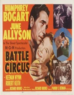 Battle Circus (1953) - English