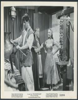 The Golden Blade (1953) - English