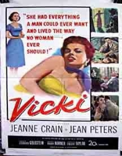 Vicki Movie Poster
