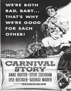 Carnival Story (1954) - English