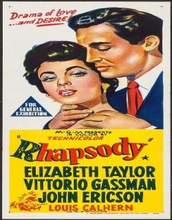 Rhapsody (1954) - English