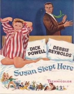 Susan Slept Here (1954) - English