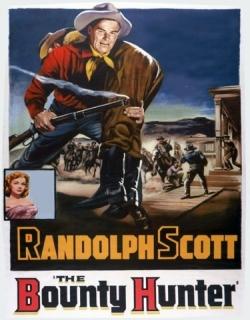 The Bounty Hunter (1954) - English