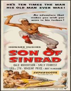Son of Sinbad (1955) - English