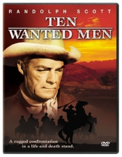 Ten Wanted Men (1955) - English