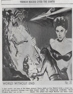 World Without End (1956) - English