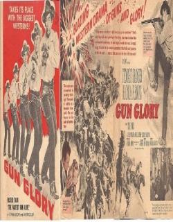 Gun Glory Movie Poster