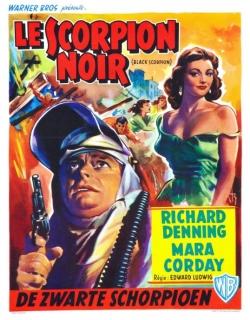 The Black Scorpion (1957) - English