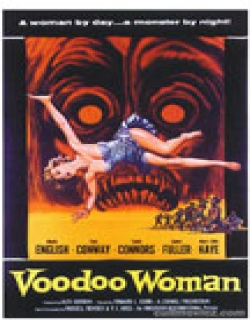 Voodoo Woman Movie Poster