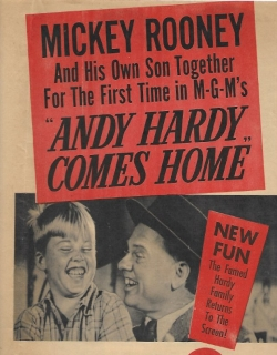 Andy Hardy Comes Home (1958)