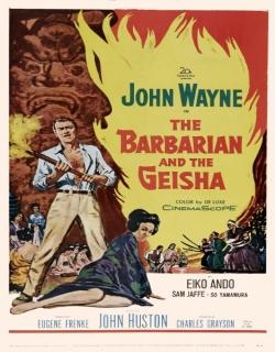 The Barbarian and the Geisha (1958) - English