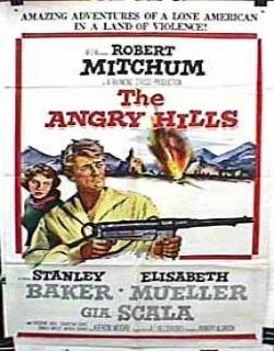 The Angry Hills (1959) - English