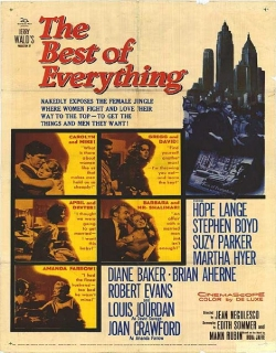 The Best of Everything (1959) - English