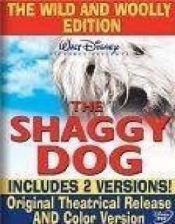 The Shaggy Dog (1959) - English