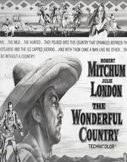 The Wonderful Country (1959) - English