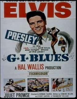 G.I. Blues Movie Poster