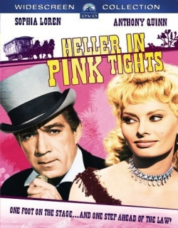 Heller in Pink Tights Movie Poster