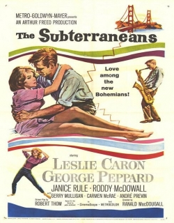 The Subterraneans (1960) - English
