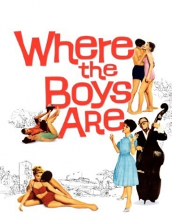 Where the Boys Are Movie Poster