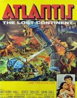 Atlantis, the Lost Continent (1961) - English