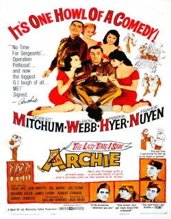 The Last Time I Saw Archie (1961) - English