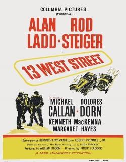 13 West Street (1962) - English