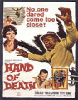 Hand of Death Movie Poster