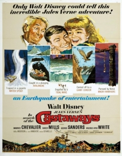 In Search of the Castaways (1962)