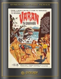 Varan the Unbelievable Movie Poster