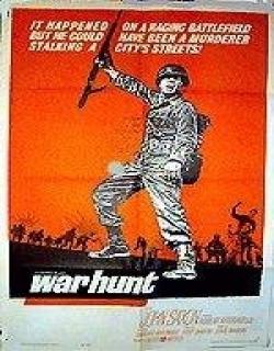 War Hunt Movie Poster