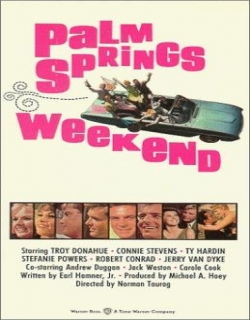 Palm Springs Weekend (1963) - English