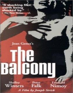The Balcony (1963) - English