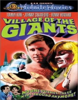 Village of the Giants Movie Poster
