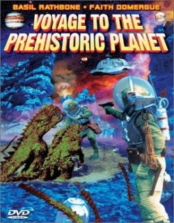 Voyage to the Prehistoric Planet Movie Poster