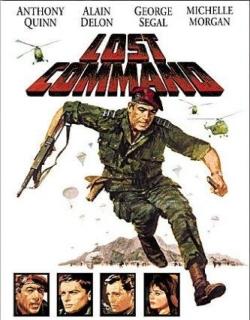 Lost Command (1966) - English