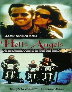 Hells Angels on Wheels Movie Poster