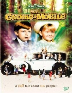 The Gnome-Mobile (1967) - English